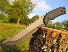 Jagdmesser 31 cm Messer Machete Knife Coltello Couteau Coltelli Da Caccia J010