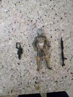 Star Wars : *4-Lom Bounty hunter Droid*(w/guns) - 1997 Kenner Figure *Loose*