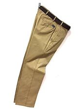 BRUHL® MONTANA Cotton Trousers/Sand - 32/32 CLEARANCE
