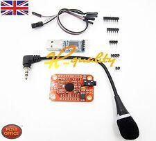 Riconoscimento Vocale Modulo V3 Kit Arduino Compatibile Con