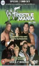WWE Wrestlemania 2000 XVI Orig 2 DVDs WWF Wrestling SV Orig