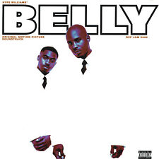 BELLY - Soundtrack 2 x LP - Def Jam DMX NAS JA RULE GANG STARR ODB SEAN PAUL ++