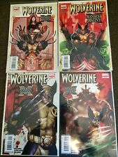 Wolverine Manifest Destiny 1, 2, 3, 4 Near Mint Jason Aaron NM+ Lot 4 High Grade