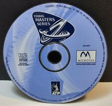 Tennis Masters Series (PC) DISC ONLY