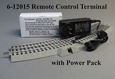 LIONEL FASTRACK 036 CURVE TERMINAL POWER RC TRACK LIONCHIEF 6-12015 RCTP NEW