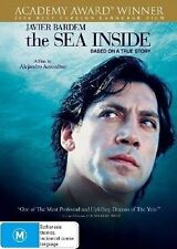 The Sea Inside (DVD, 2005) Brand New & Sealed Region 4