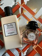 HERMES TWILLY MINI 7.5ML PERFUME & 40ML BODY LOTION NEW