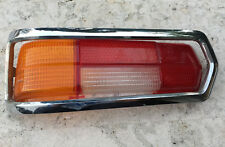 Mercedes W108 109 250S SE 280 S SE REAR light lens & chrome trim N/S 1088260751