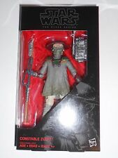 STAR WARS CONSTABLE ZUVIO THE BLACK SERIES 6in. THE FORCE AWAKENS