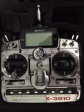 JR 8-Channel RC Transmitter  X-3810