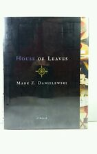 """House Of Leaves by Mark Z. Danielewski SIGNED 2000 First """"Second"""" Edition HCDJ"""