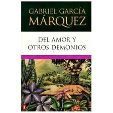 Del Amor y Otros Demonios by Gabriel García Márquez (1994, Paperback)