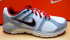 NIKE sz 6 Men's or 6 Boy's  Anodyne DS Running Shoes NEW 538415 101 White w Red