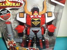 """SAMURAI Power Rangers : DELUXE 11"""" BULL MEGAZORD : NISP 2011"""