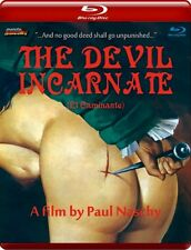 THE DEVIL INCARNATE Mondo Macabro RED CASE Blu-Ray LIMITED EDITION Paul Naschy
