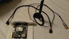 Used Gigabyte GC-WB867D-I REV Bluetooth 4.0/Wireless AC/B/G/N Band Dual