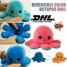 Octopus Plüsch Oktopus Plüschtier Doppelseitiges Kuscheltier TikTok