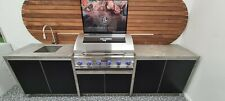 Outdoor Kitchen Free BBQ, Or for a fee Beefeater, 3.2m Porcelain Stone Drs/Frame