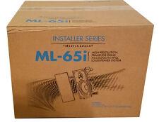 Martin Logan ML-65i Rectangular In-Wall/In-Ceiling Speakers (PAIR)