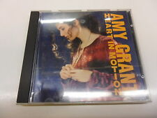 Cd   Amy Grant  ‎– Heart In Motion