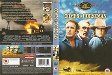 COMES A HORSEMAN.Region 2 DVD,JAMES CAAN. JANE FONDA.
