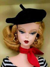 "Breathtaking ""THE ARTIST"" 2008 Silkstone Barbie Nrfb!! Brand New/ LOVELY Doll!"