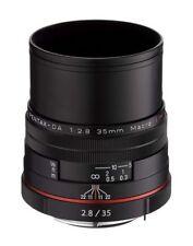 Objetivos manuales F/2, 8 35mm para cámaras