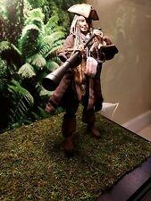 """Grass Diorama Action Figure 6"""" 1/6 IKEA Detolf Shelf- hot toys Jungle Predator"""