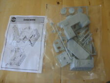 AIRFIX COASTAL DEFENCE FORT SET 1/72 SCALE - NO BOX - FORT ONLY