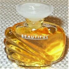 """Beautiful"" Mini * Perfume * ESTEE LAUDER .12 oz Parfum  New"