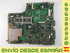 PLACA BASE TOSHIBA SATELLITE A210-158 6050A2127101-MB-A02  ORIGINAL NO FUNCIONA