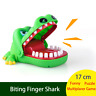 US Sell Crocodile Mouth Dentist Bite finger Game Family Party Kid Game Toys Gift