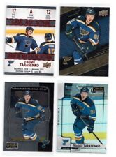 2017-18 OPC Platinum and Tim Hortons Vladimir Tarasenko 4 card lot