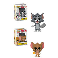 POP! HANNA-BARBERA TOM AND JERRY 404 TOM AND 405 JERRY VINYL FIGURES