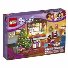 LEGO FRIENDS 41131 ADVENT CHRISTMAS CALENDAR 2016  FROM 5 - 12 Years - NEW