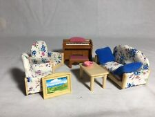 Calico critters/sylvanian families Living Room Furniture With Piano