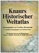 Knaurs / Historischer Weltatlas / Barraclough, Geoffrey: