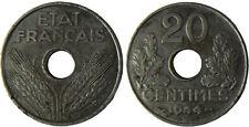 20  CENTIMES  1944  ,  FER