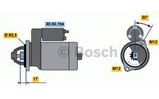 BOSCH Motor de arranque 1,1kW 12V VOLKSWAGEN PASSAT AUDI A4 A6 100 0 986 016 330