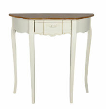 Wall Side Table Cottage Console Table Side Table Antique Table Console Telephone
