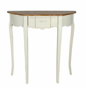 Wall Side Table Cottage Console Table Antique Table Console Telephone