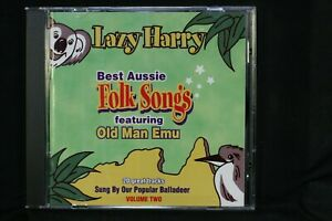 Lazy Harry - The Australian Federation Album - Sally Morgan  - CD (C997)