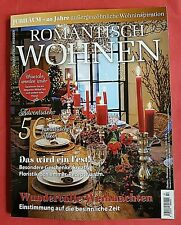 Romantisch Wohnen Okt/Nov 7/2020 Wundervolle Weihnachten ungelesen
