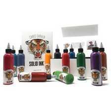 Chris Garver 12 Color Deluxe Box Set — Solid Ink — 4oz Bottles