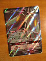 NM FULL ART Pokemon CELESTEELA GX Card UNBROKEN BONDS Set 208/214 SM Ultra Rare