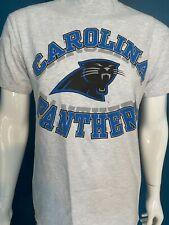 New listing Vintage 90s Medium Carolina Panthers Nfl T Shirt 1996 Great Condition