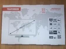 Telefunken Triple Tuner LED Fernseher, HD TV, Neu UVP 259€