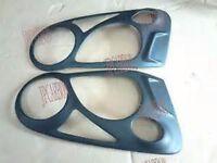 Headlight Eyelids Eyebrows Covers for 2004-2005 Subaru Impreza WRX STi Blobeye