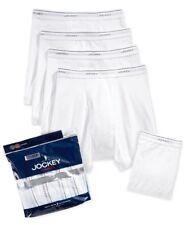 MEN JOCKEY CLASSIC 2 OR 3/PK BOXER BRIEFS UNDERWEAR 100% COTTON M L XL 2XL