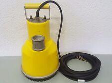 Pumpe KSB Ama-Drainer A 522 ND/10  400 V mit Kühlmantel